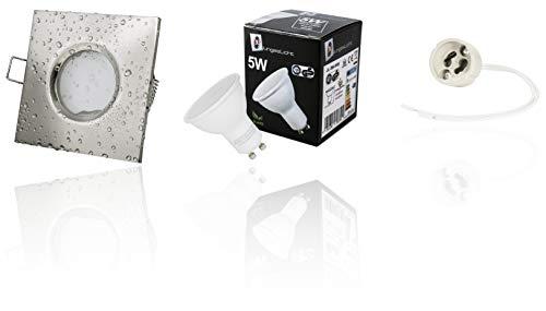 Power LED Badezimmer Einbaustrahler OUT IP65 ...